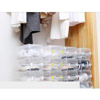 大号鞋盒透明鞋盒鞋子整理收纳盒塑料鞋盒子简约美观