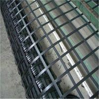 安康土工格栅厂家长期供应钢塑土工格栅 地基稳固用双向土工格栅