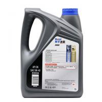 正品机油美孚速霸2000 5W-40合成发动机润滑油汽车机油SN级1L/4L包邮