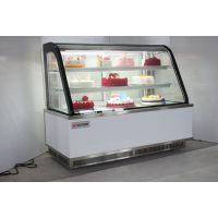 台式陈列蛋糕冷柜 厂家直销台式陈列蛋糕风冷柜