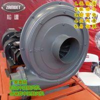 松达CX-125燃烧机专用助燃透浦式鼓风机2.2KW
