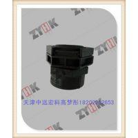 南京双开口尼龙接头厂家,双开口波纹管配套开口接头青岛厂家报价