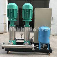 wilo德国威乐水泵MVI3205原水处理设备DN65不锈钢高纯水制取设备