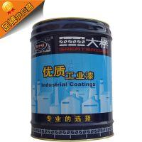 浙江大桥牌各色醇酸调和漆 快干醇酸油漆 防腐面漆批发