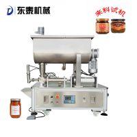 直销拌饭酱灌装机 蘸酱灌装机拌面酱灌装机
