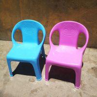 塑料儿童椅子 靠背椅 宝宝凳子 地摊赶集热卖10元店日用百货货源