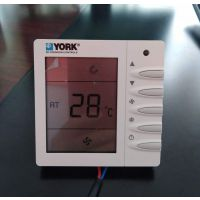 约克中央空调温度控制器 风机盘管开关厂家