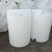 大量批发500L化工搅拌桶 0.5吨废液储存搅拌耐酸碱加药槽箱