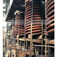 金矿采金淘金溜槽选矿设备 螺旋溜槽厂家报价