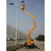 供应10.5米升降平台 迎国庆高空作业平台 液压升降机