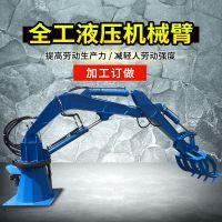 多功能矿业装卸设备专用机械抓手|全工高性能多功能机械抓手