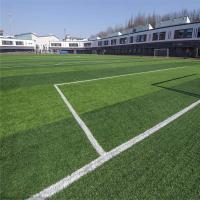 塑料假草坪价格 假草皮足球场做法 高尔夫球场人造草