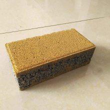 衡水市透水砖、面包砖、烧结砖