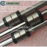 TBI圆筒滚珠花键;SLT020型;SLT025型;SLT030型;SLT040型;SLT050型;