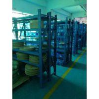 恒圆诚仓储设备厂 推出300公斤菱形孔货架 高承重 高品质 惠州货架厂