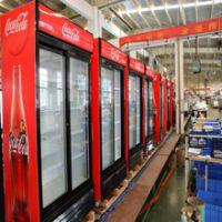 伊蝶高端欧美啤酒饮料柜 百事饮料柜可口可乐冷藏展示柜 工厂直销