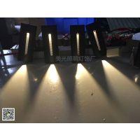 86型地脚灯图片 室外地脚灯效果图