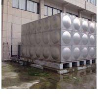 甘肃天水万弘HB40L不锈钢生活水箱/聚氨酯保温