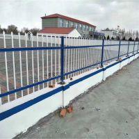 围墙栅栏用什么好 优盾厂家提醒镀锌钢管解释耐用美观隔离栏杆围墙护栏多钱一米