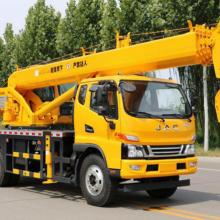 10吨福田汽车吊 10吨起重机报价 吊车厂家 全国联保
