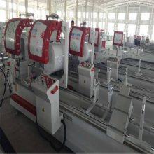 在上海一套断桥铝门窗加工设备厂家价格 全套有几台