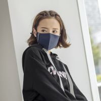 2018新品秋冬时尚防尘口罩 成人印花防尾气口罩厂家定制批发