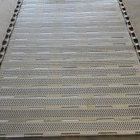 厂家直销杀菌机冲孔链板耐高温防腐蚀卓远输送设备