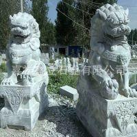 厂家直销陵园墓地石头狮子 看门镇宅石狮子 仿古狮子