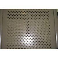 厂家专业生产不锈钢长圆孔冲孔网销售中心