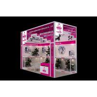 展厅设计案例 广州展台展示3D模型 展厅设计搭建用费