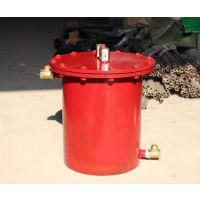 FZPF系列立式负压自动排渣放水器 瓦斯抽采管自动放水器
