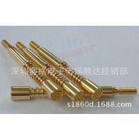 15A大电流针探针 420*4820H梅花电流弹簧针 HRS420爪十五安电流针
