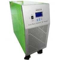 12KW太阳能逆变器厂家|粤兴12KW光伏逆变器控制器一体机