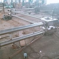 专业承接管链输送机报价耐磨 倾斜管链输送机