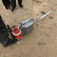 小型苹果树拔树机 倒圆锥土球挖树机