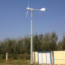 海南晟成20千瓦增强玻璃钢叶片水平轴风力发电机风叶