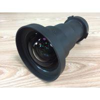 富可视理光奥图码巴可科视DP短焦镜头广角0.5 0.6 0.8 1.0投影仪镜头