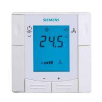 西门子RDF302温控器两管四管制支持RS485 Modbus通信室内温控面板