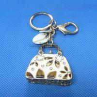 创意仿真包包钥匙扣挂件 卡通钥匙扣 女士金属礼品