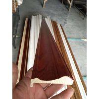 广东家装实木免漆装饰线护墙板配套包覆线型号齐全