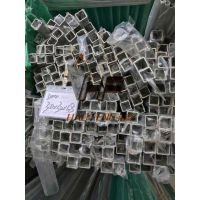 广东省梅州市316材质不锈钢装饰方管22*22*1.0