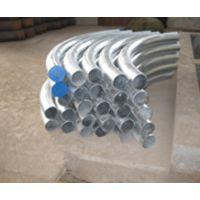 Q235碳钢穿线弯管90度镀锌穿线弯管生产厂家