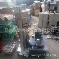 全自动液压芝麻压油机 韩式液压榨油机大中小型 核桃油榨油机