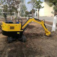 小型微型迷你履带农用挖掘机挖沟机农业小钩机果园建筑工程挖机