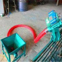 养殖场饲料颗粒吸粮机 便携式6米长吸粮机 玉米麦子装车吸粮机