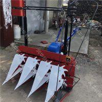 汽油柴油秸秆割捆机 农用艾草收割机 高杆作物收割机