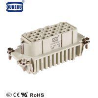 重载插头40芯航空插头插座HD-040-FC