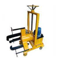 东硕机械DYL-100小车式液压升降拉马 电动液压拉马