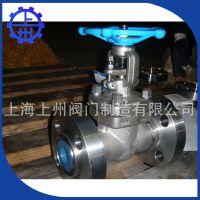 上海生产厂家高温高压闸阀、截止阀上州阀门制造