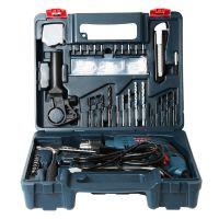 博世GSB600RE冲击钻多功能手电钻电动工具家用套装小电锤电转13MM